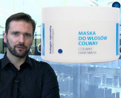 Szampon Colway Wróblewski